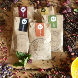 Rooibos con naranja y chocolate - Moment of Surrender