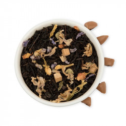 Té negro con flores - Dream of me