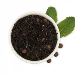 Té negro con chocolate y menta - Mr Choco & Mrs Mint