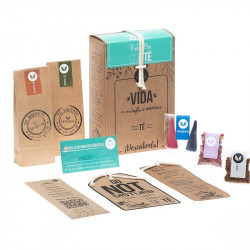 Regalo original - Relax box con té