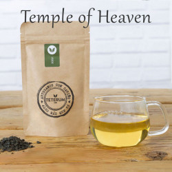 Té verde Gunpowder - Temple of Heaven
