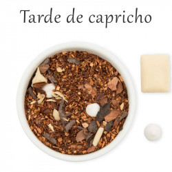 Rooibos, chocolate y merengue